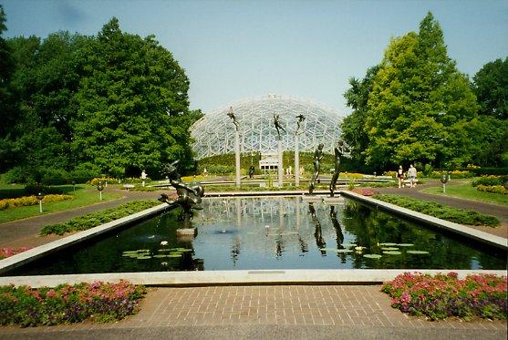 CityCliks - Missouri Botanical Garden